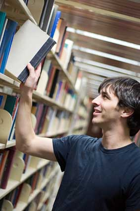library-guy